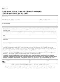 State Of Texas Pos Forms Another Great Advantage From